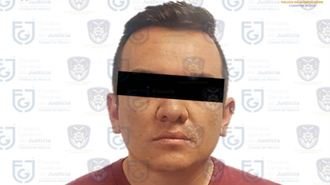 Juan Francisco Z es detenido por presunto culpable delito peligro contagio