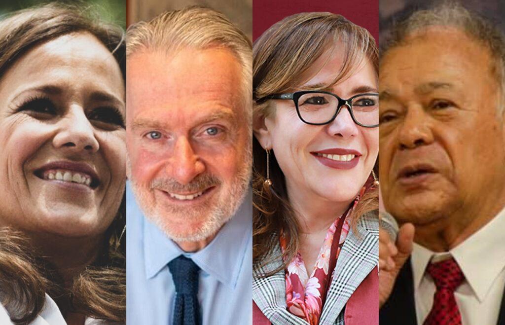 La-Lista de políticos que se perfilan a regresar a la arena como diputados federales