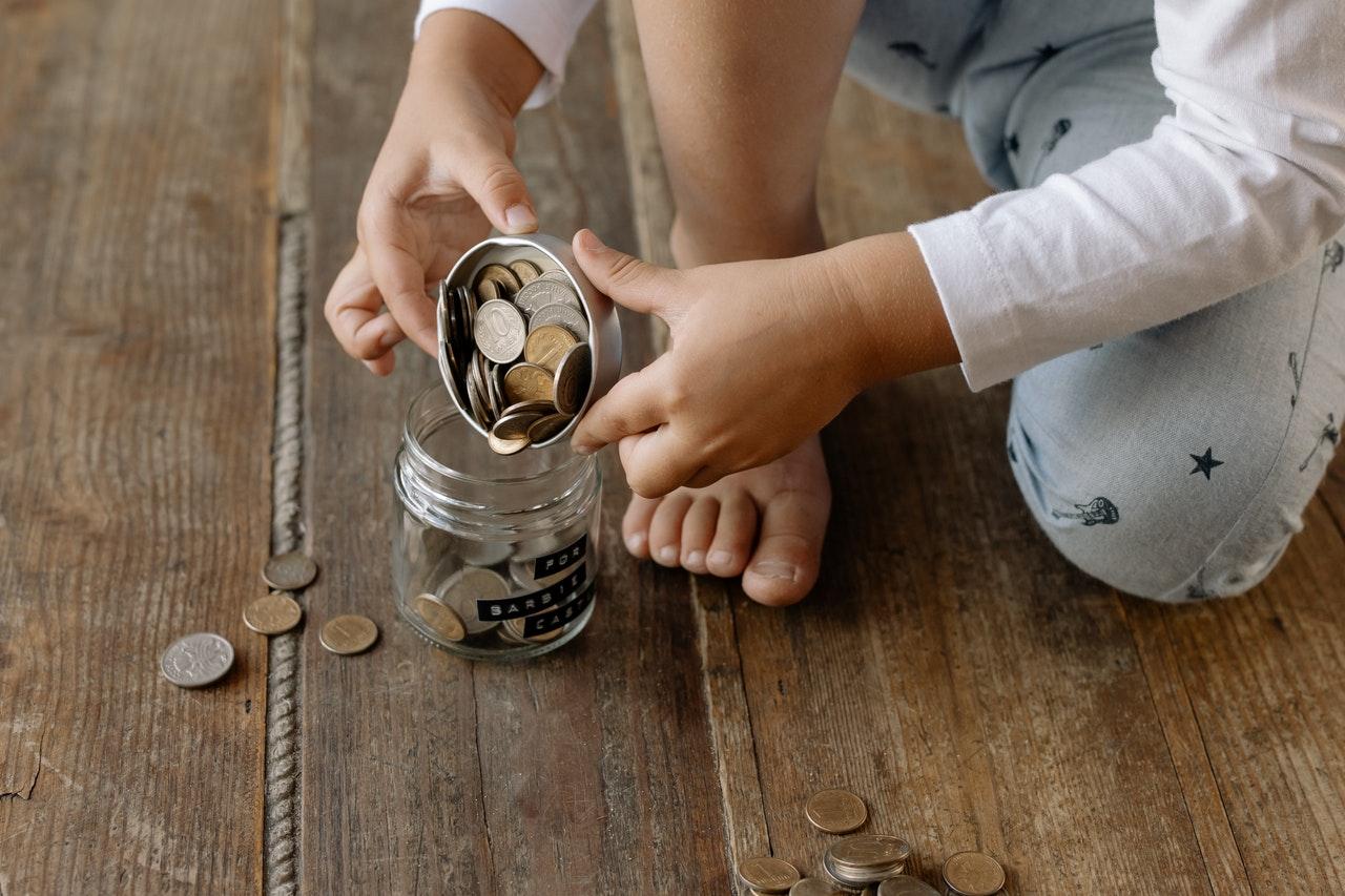 educación financiera niños