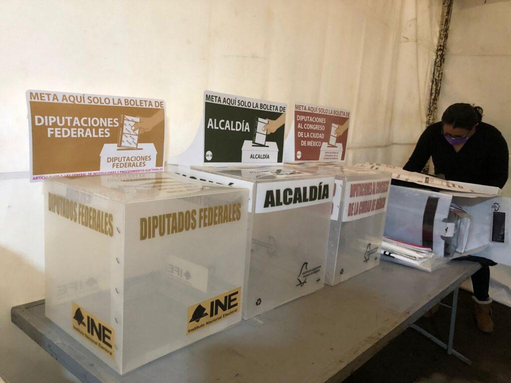 Arranca la elección 2021: las casillas comienzan a abrir