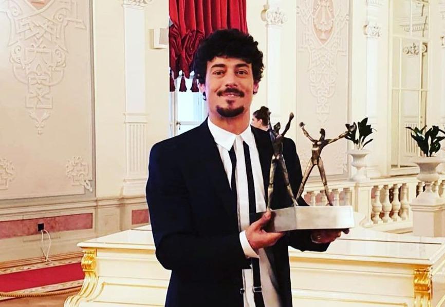 Jesús Carmona, premio Benois de la Danza