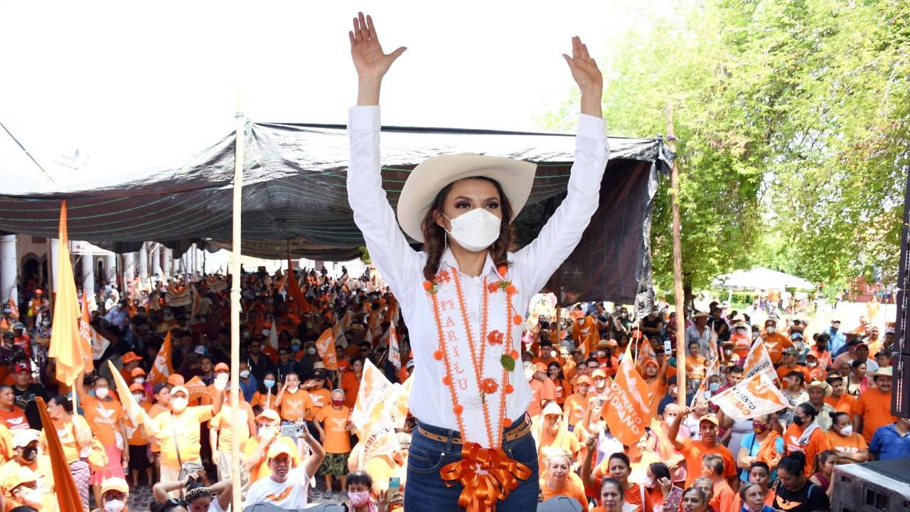 secuestro candidata Marilú Martínez