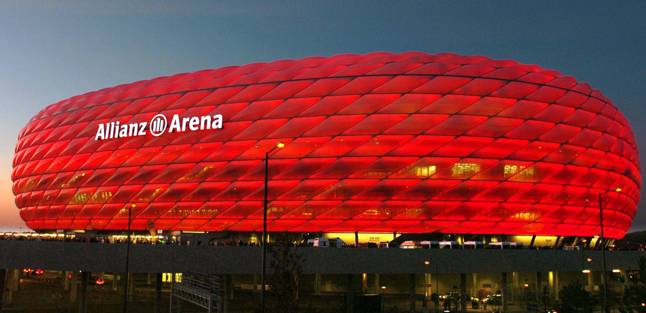 Foto del estadio Allianz Arena
