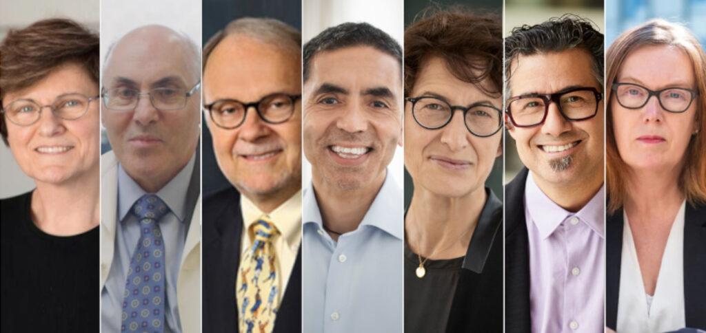 Científicos que desarrollaron vacunas covid ganan el Premio Princesa de Asturias