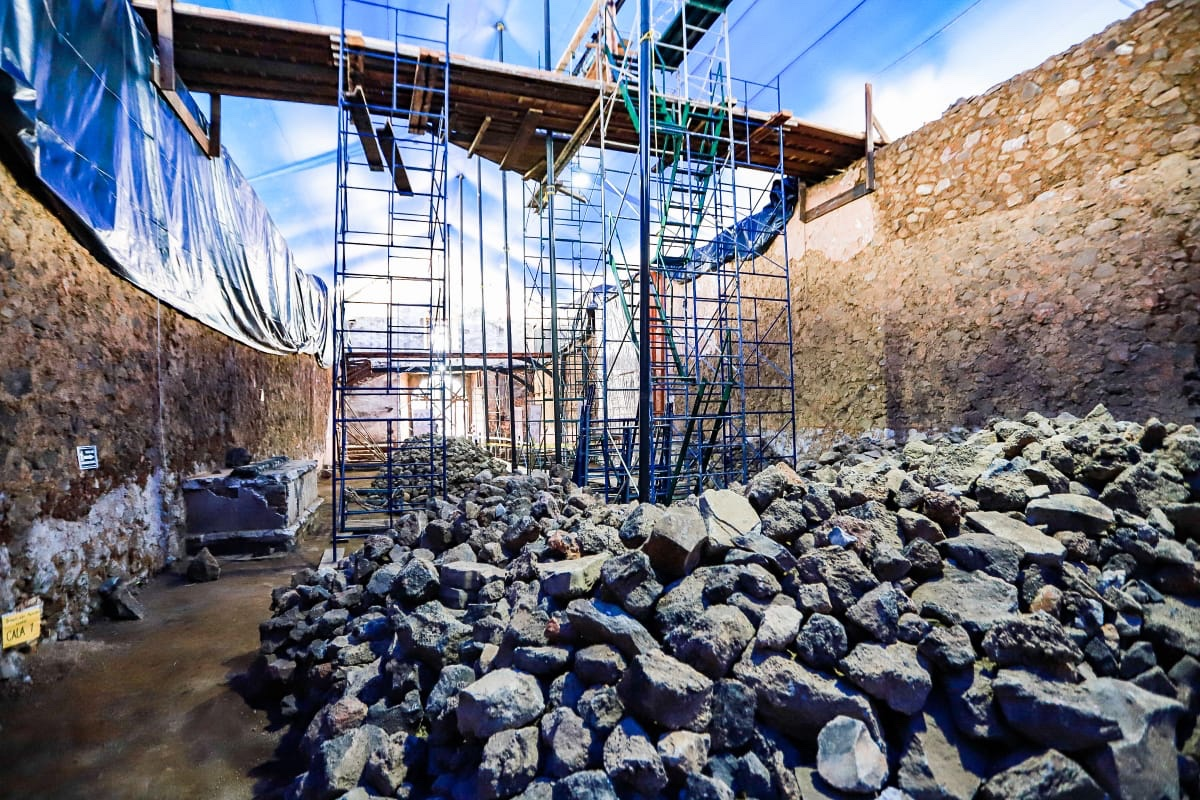 Patrimonio afectado por los sismos
