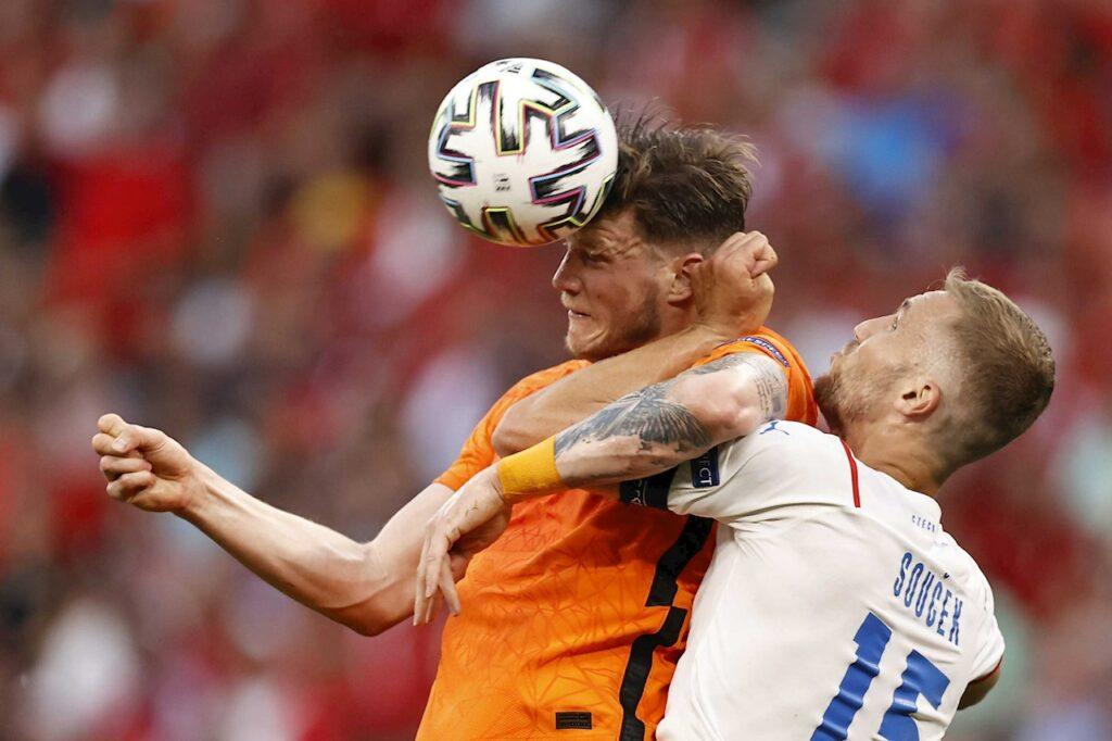 República Checa da la sorpresa y derrota a Países Bajos en octavos de la Eurocopa