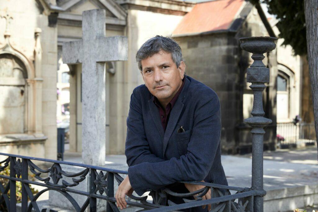 Santiago Roncagliolo: 'Me preocupa que librerías rechacen obras sobre pederastia en la Iglesia'