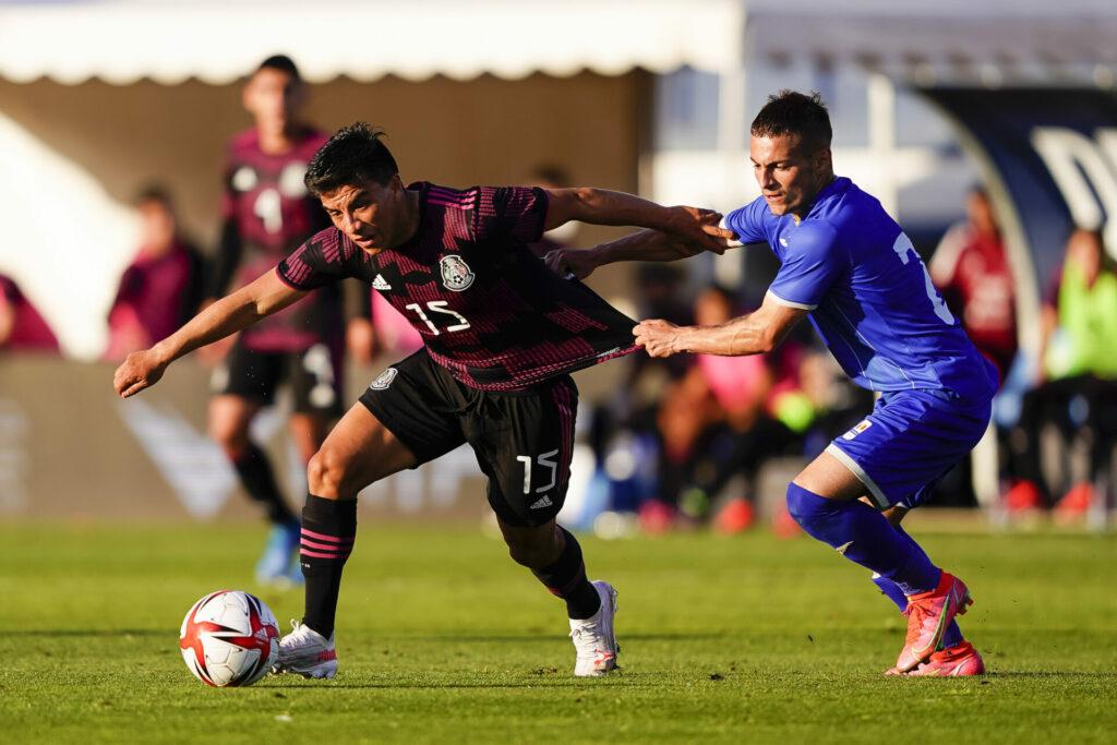 México derrota a Rumanía en su debut preolímpico