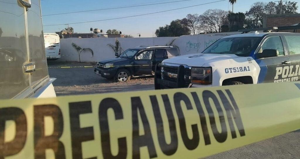 Matanza en Guanajuato: ocho personas son asesinada en Irapuato