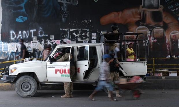 Exsenador, uno de los tres nuevos sospechosos del asesinato del presidente de Haití