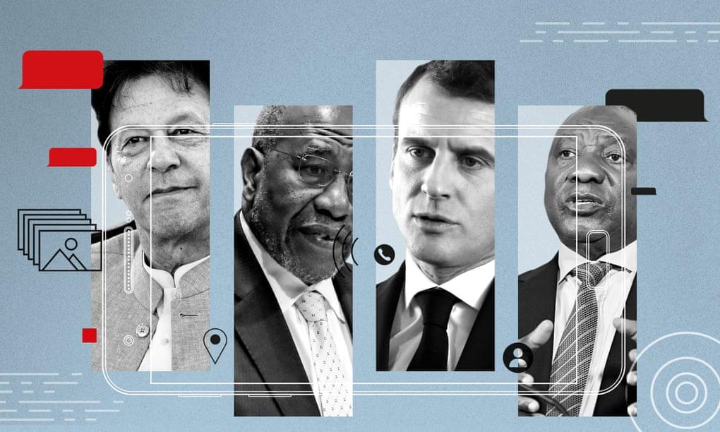 Emmanuel Macron, presidente de Francia, aparece en la lista de objetivos de Pegasus