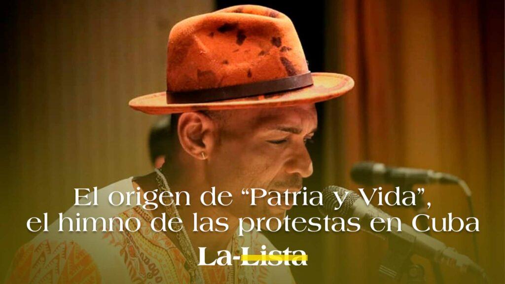 """""""Cuba tiene un gobierno que tiembla con una canción"""": Descemer Bueno"""