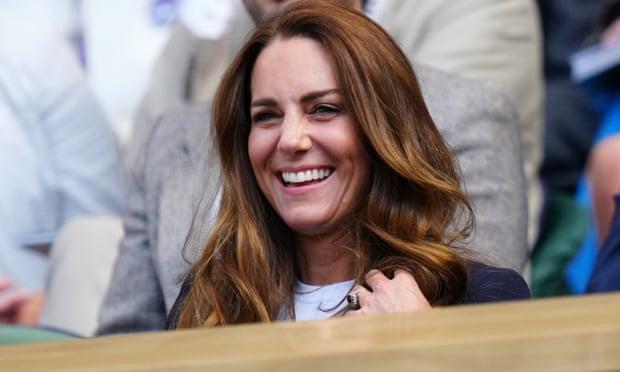 Kate, duquesa de Cambridge, en cuarentena después de estar en contacto con un caso positivo de Covid-19