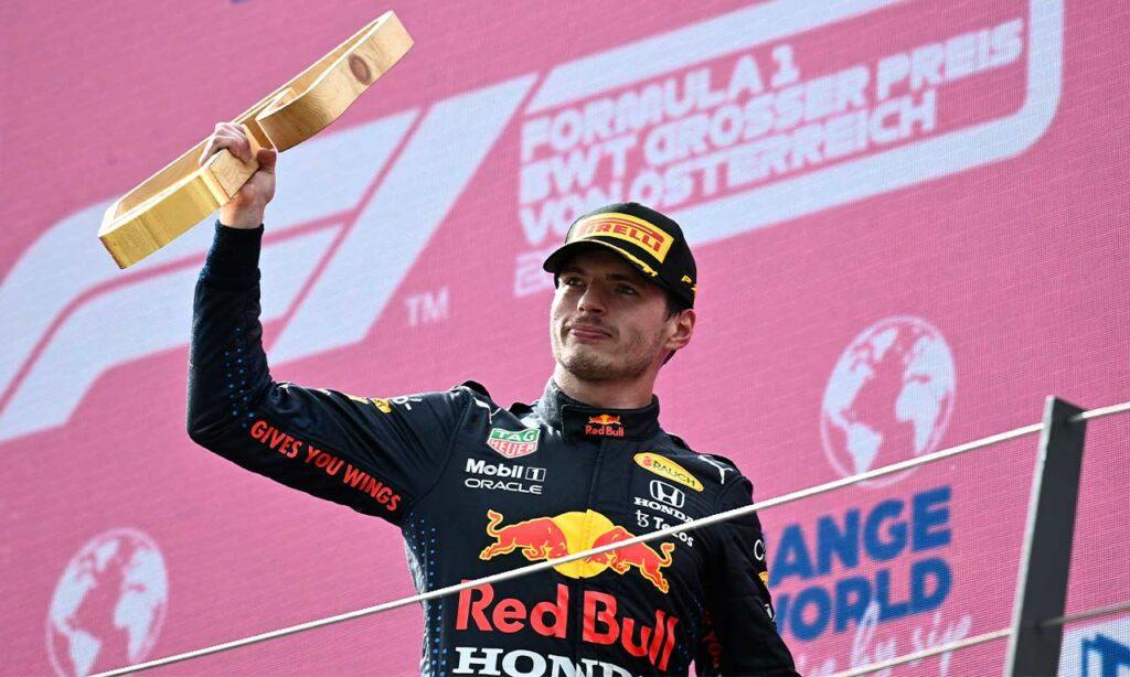 Tercera victoria al hilo para Verstappen y Red Bull: así fue el Gran Premio de Austria