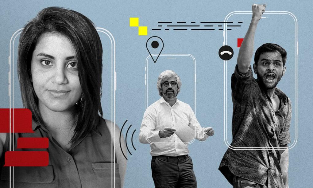 Pegasus: la filtración del software espía sugiere que abogados y activistas están en riesgo en todo el mundo