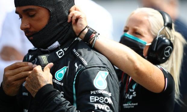 Fórmula 1: Lewis Hamilton admite que Mercedes se enfrenta a una ardua batalla para desafiar a Red Bull