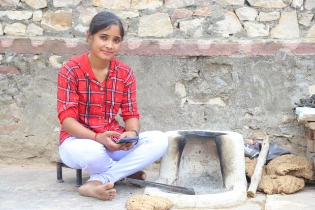 'Podemos hacer todo': el movimiento de las niñas indias que lucha contra el matrimonio infantil