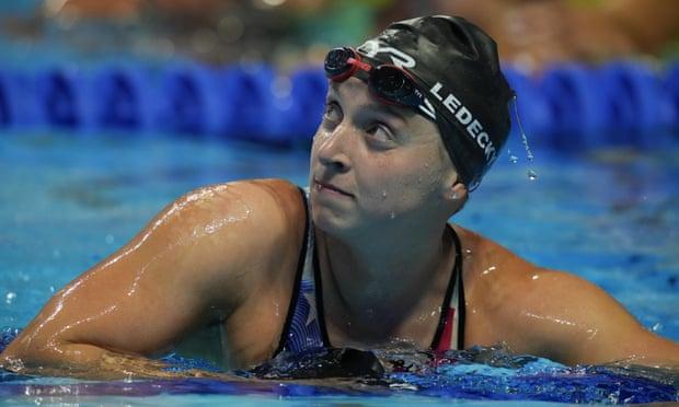 ¿En los Juegos Olímpicos de Tokio se derrumbará el imperio de la natación de EU?