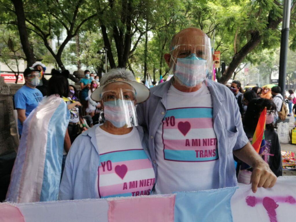 Inicia la Marcha de Lxs Invisibles en la CDMX, para visibilizar los pendientes de la agenda LGBTIQ+