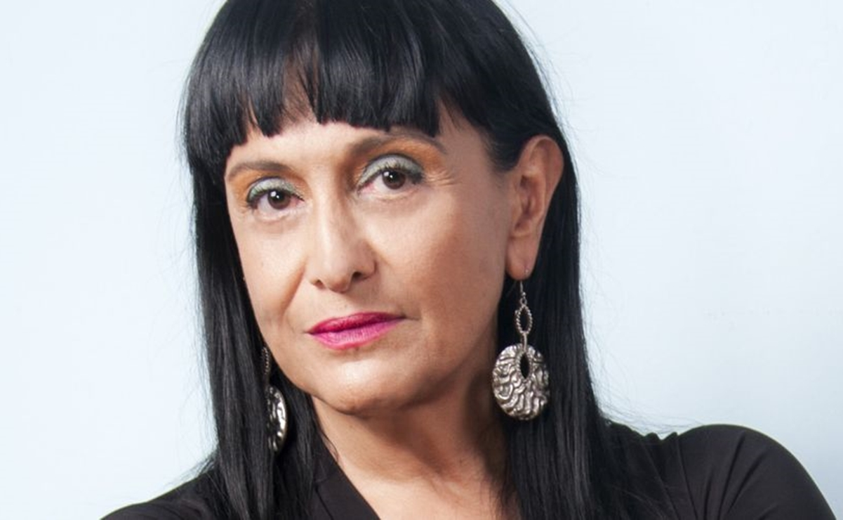 La actriz Cristina Michaus