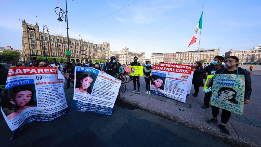 Daría, de 15 años, desaparece en CDMX; su familia acusa retraso en la búsqueda