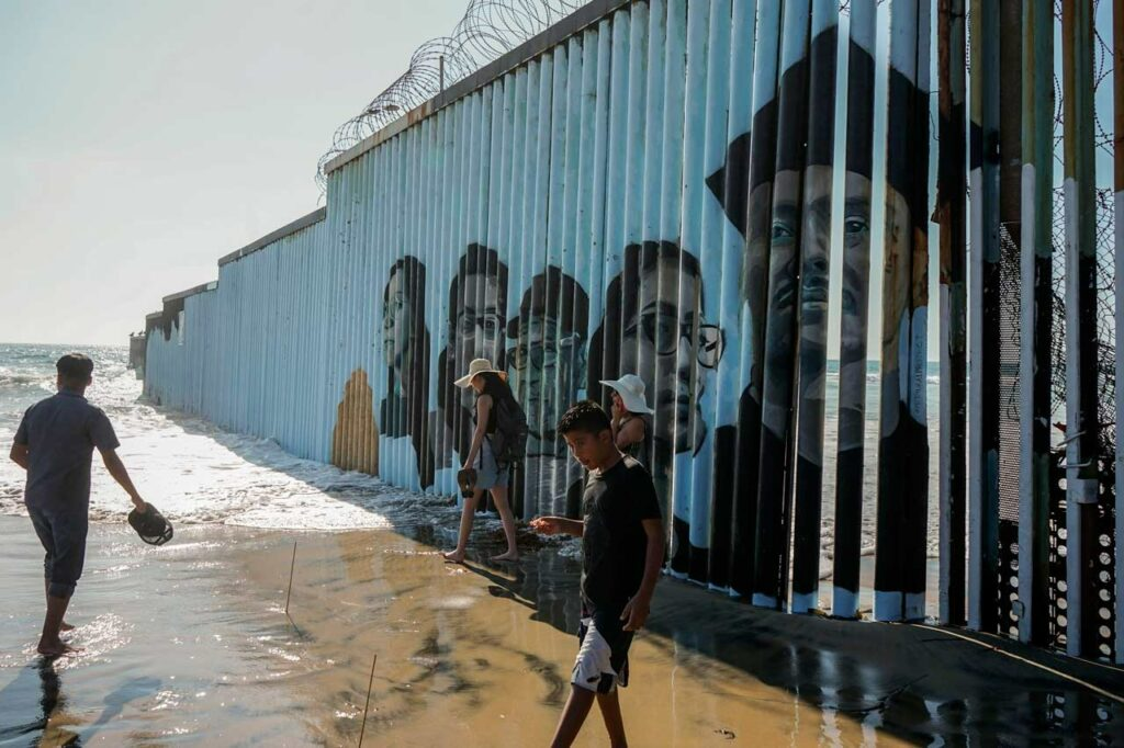 El cierre de la frontera México-EU es un 'capricho', acusan empresarios de San Diego