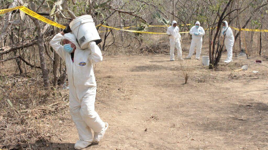 Colectivos identifican 57 sitios de exterminio en Tamaulipas