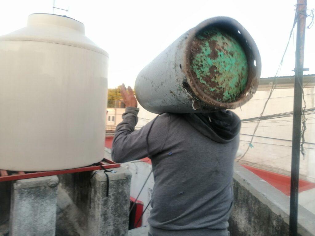 El gobierno pide a la Comisión Reguladora fijar precio máximo al gas LP