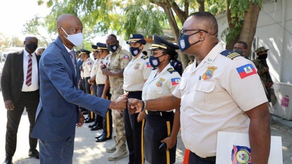 Reportan la detención de los presuntos asesinos del presidente de Haití