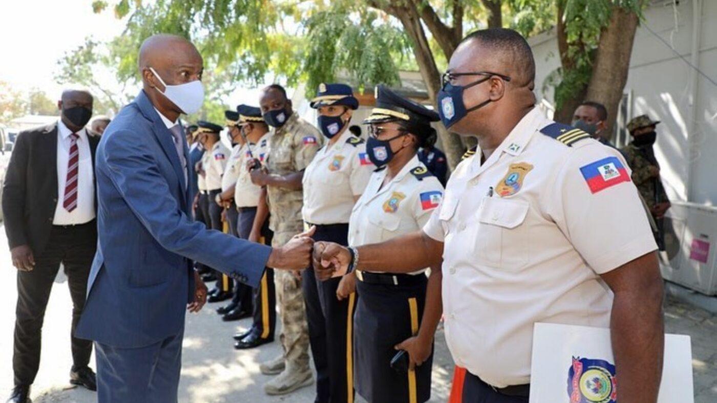 Haití Jovenel Moïse presidente