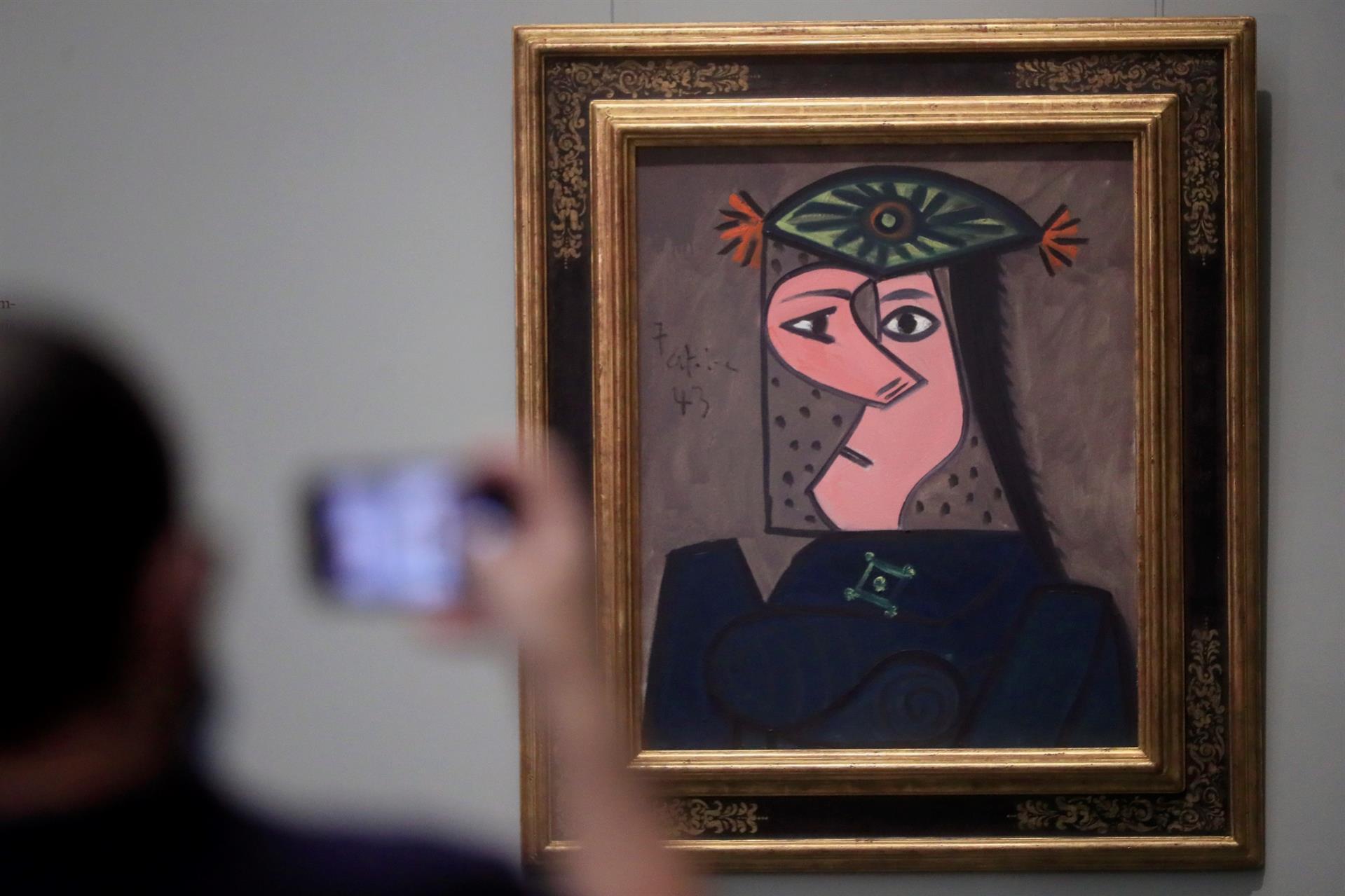 Obra de Pablo Picasso en el Museo del Prado