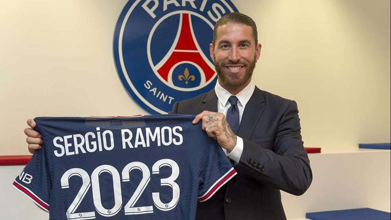 Sergio Ramos ficha por PSG