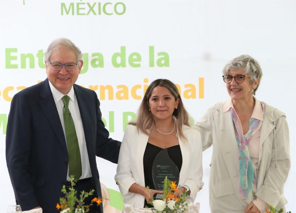 Silvia Ixchel García, la mexicana que trabajará un año en el Museo del Prado