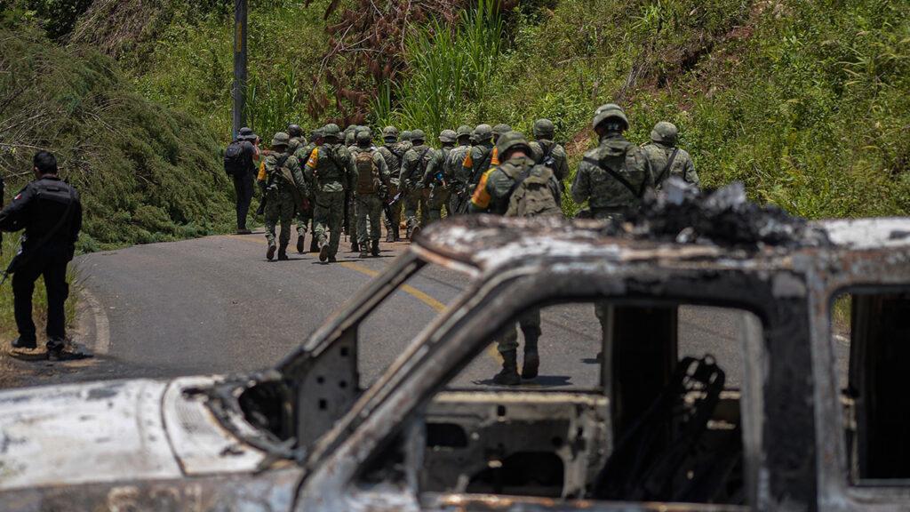 La violencia en Chiapas, por falta de estrategia contra el crimen y militarización de la frontera
