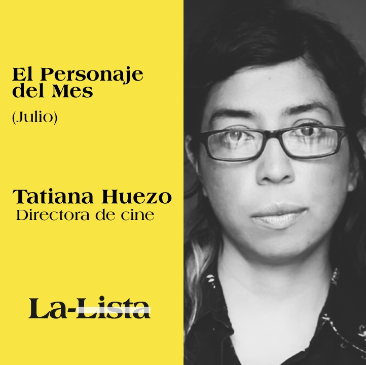 Personaje del mes: Tatiana Huezo y la 'Noche de fuego' mexicana en Cannes