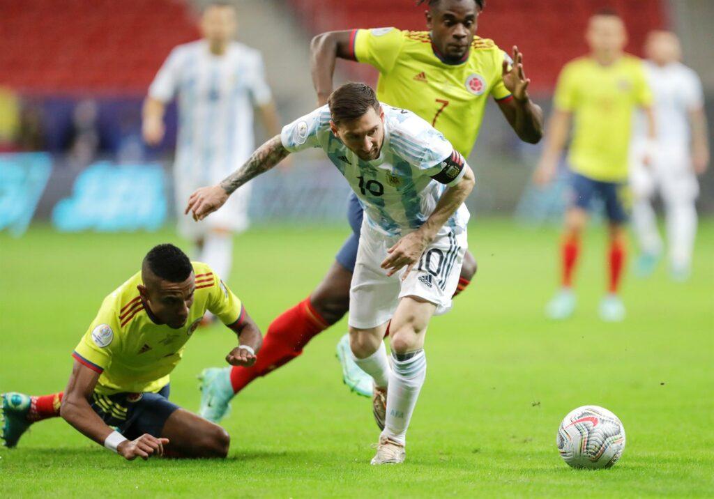 Argentina peleará contra Brasil en la final de la Copa América