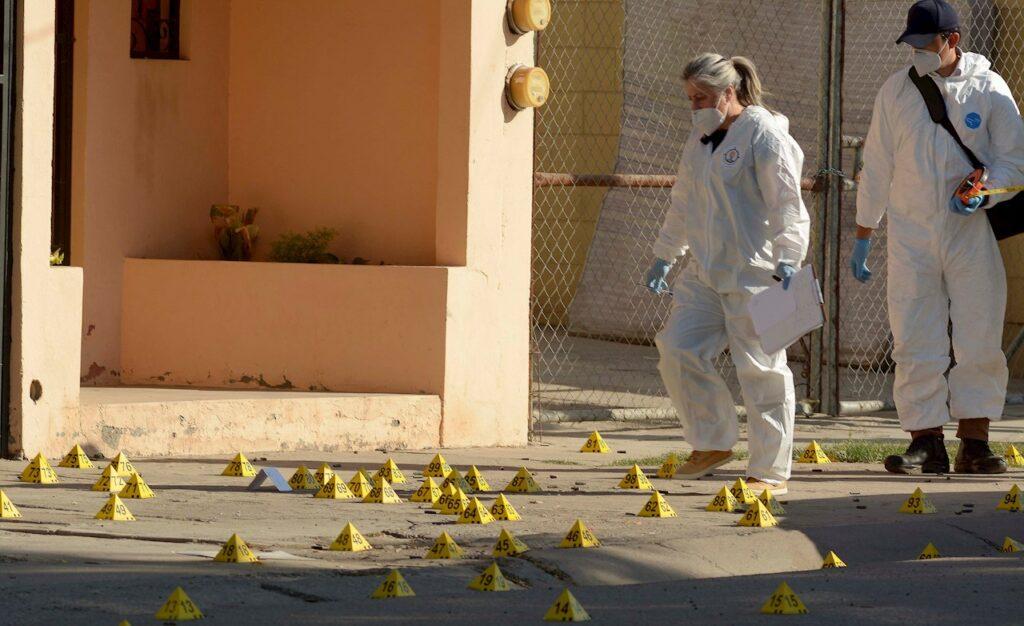 Dos activistas e integrantes de Morena son asesinados en Sinaloa