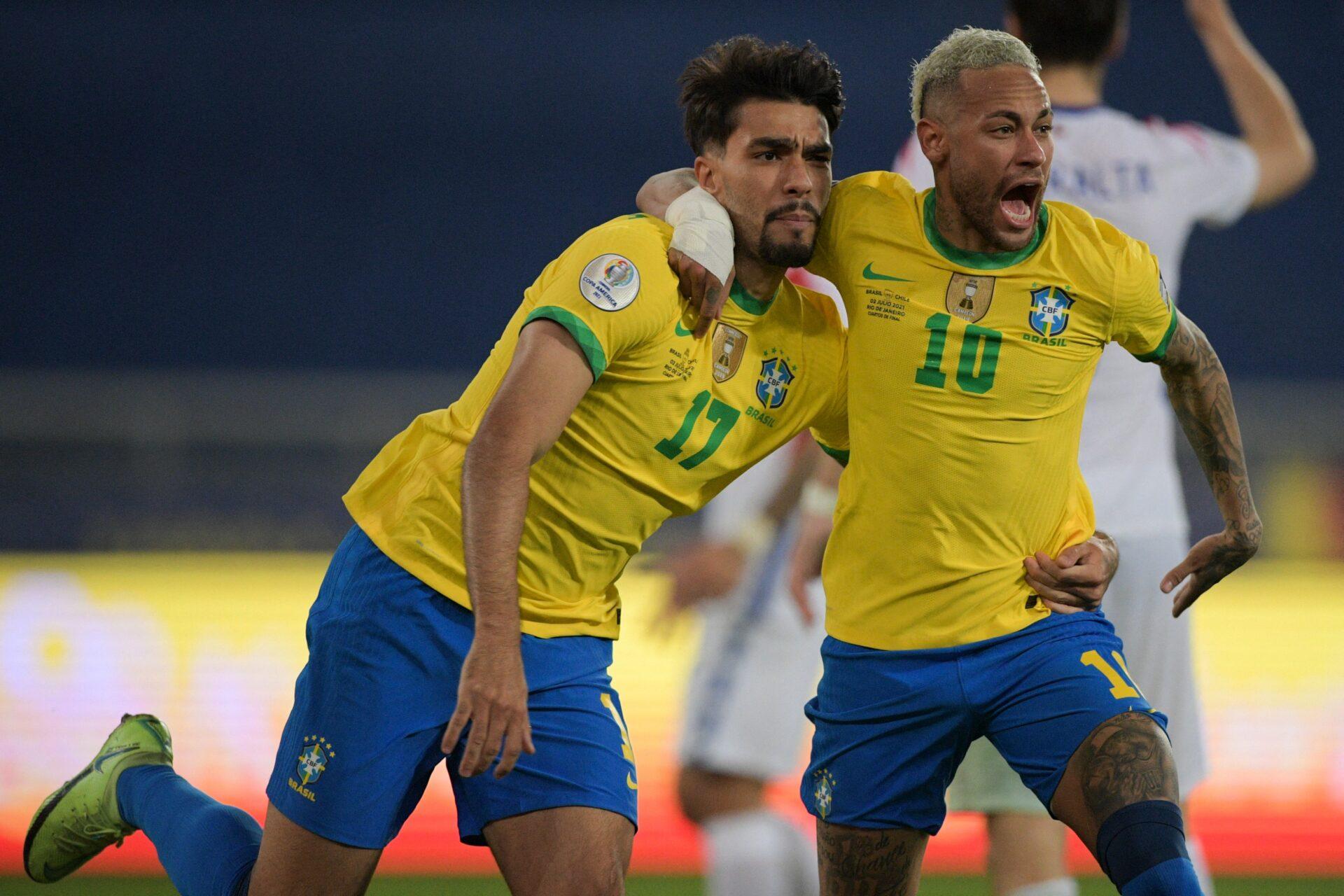 Selección de Brasil en la Copa América