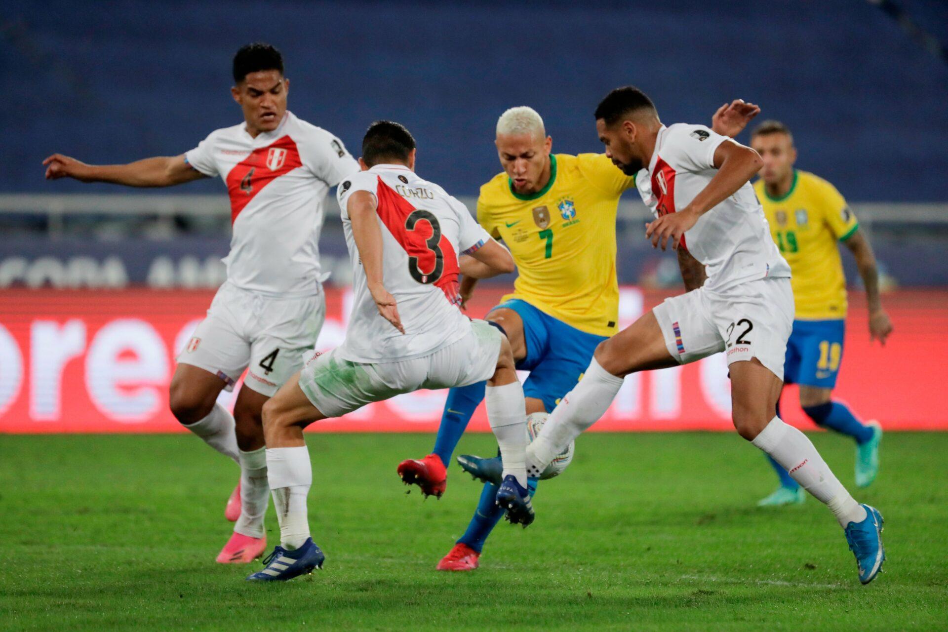 Brasil a la final de la Copa América