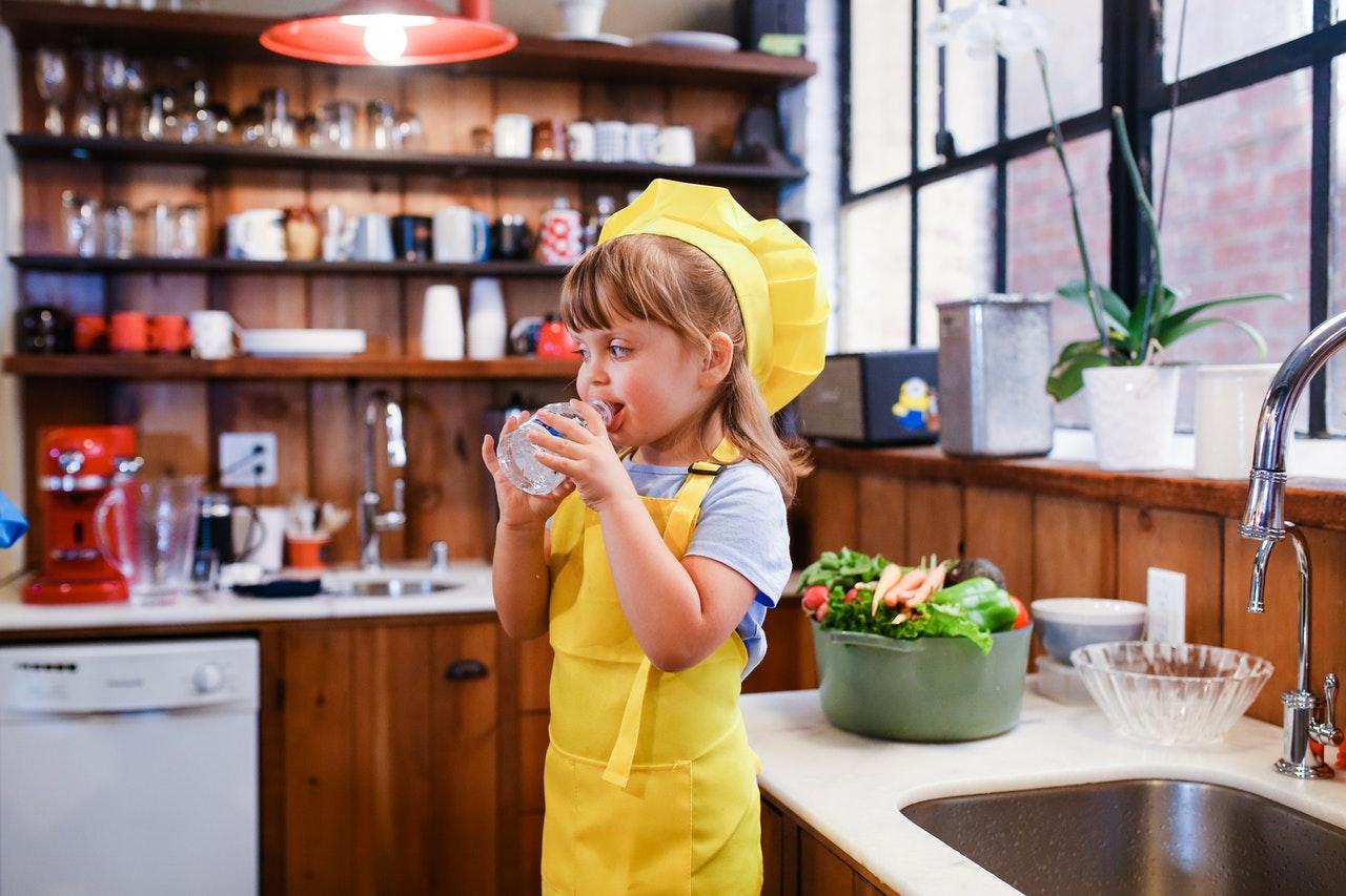 cómo hacer que tus hijos tengan buen alimentación