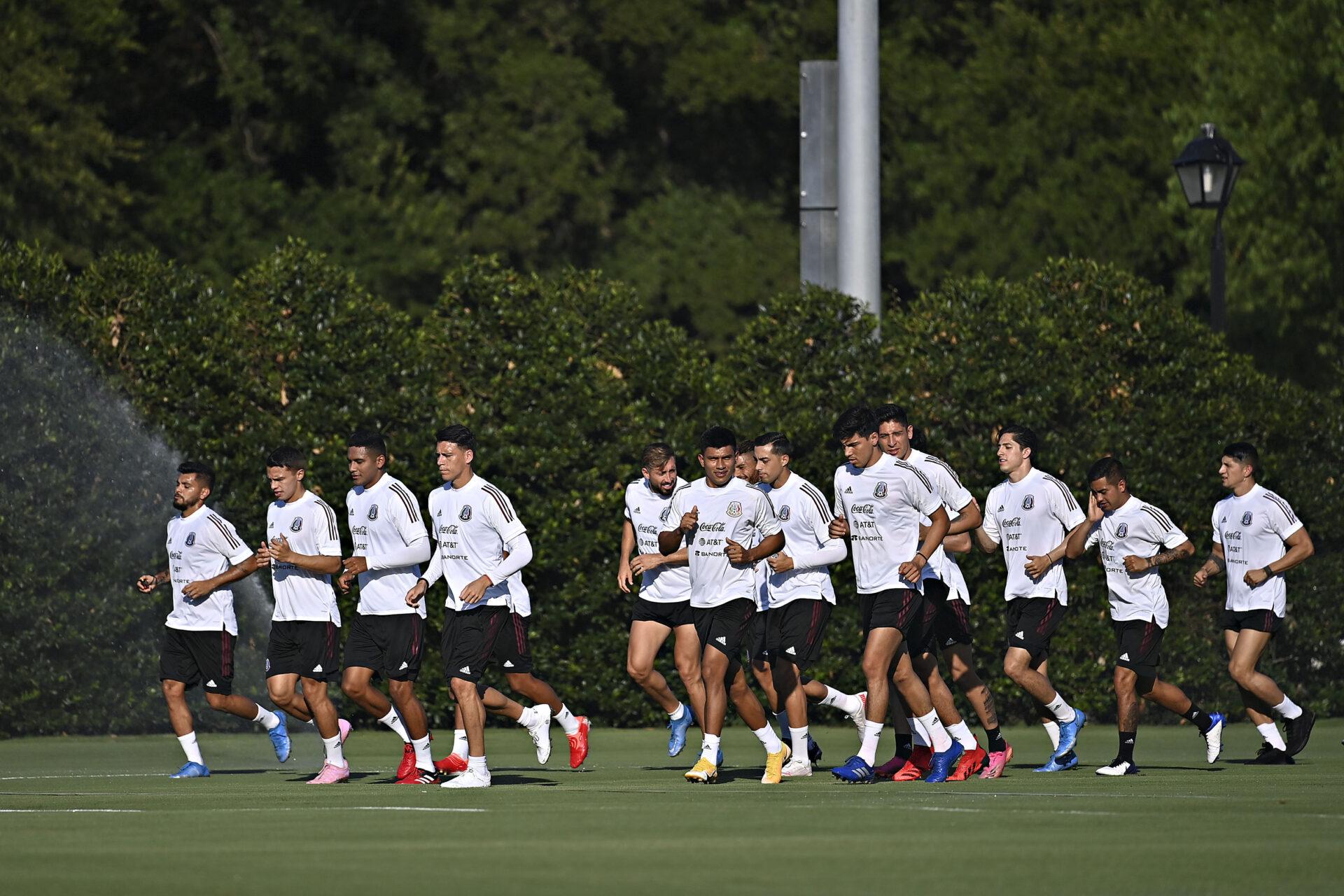 México en la Copa Oro 2021