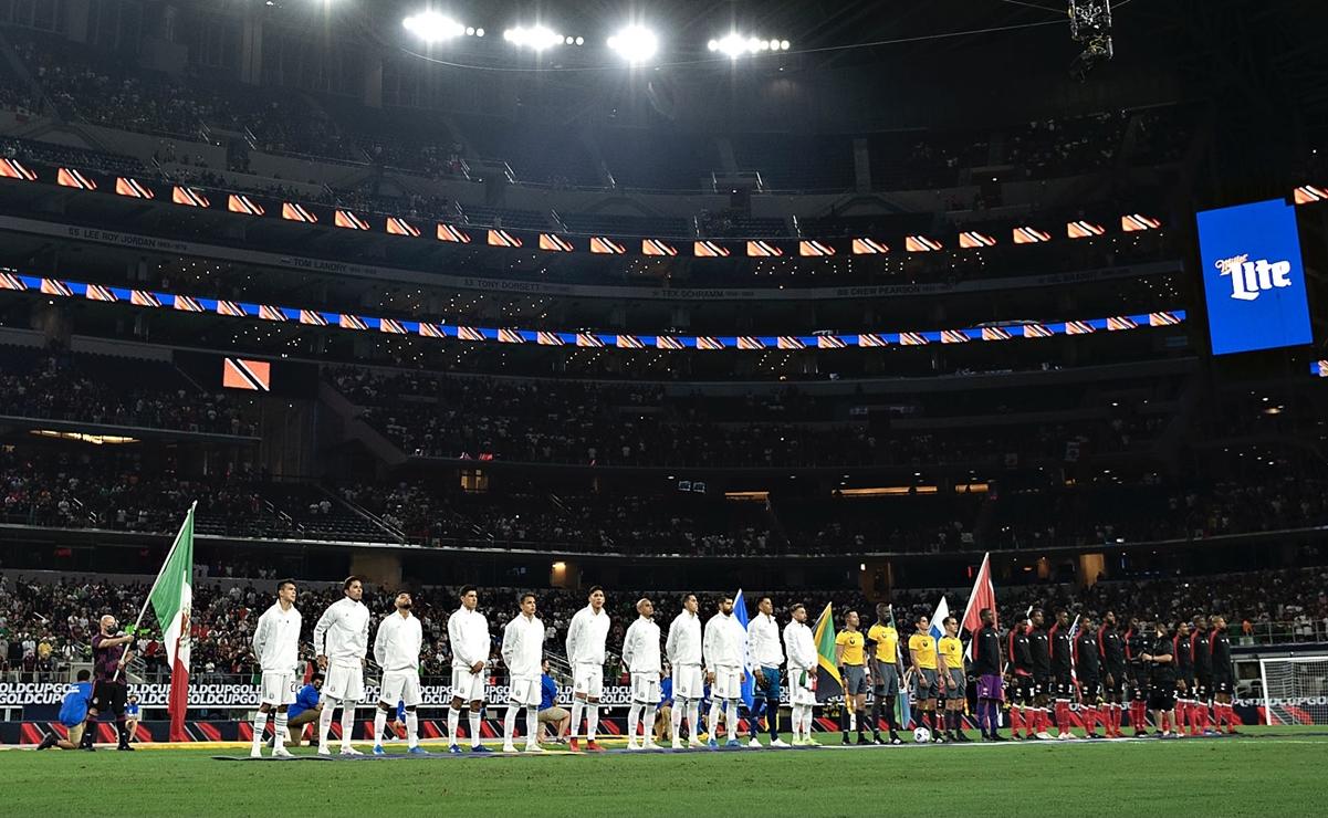 Selección Nacional de México en la Copa Oro 2021
