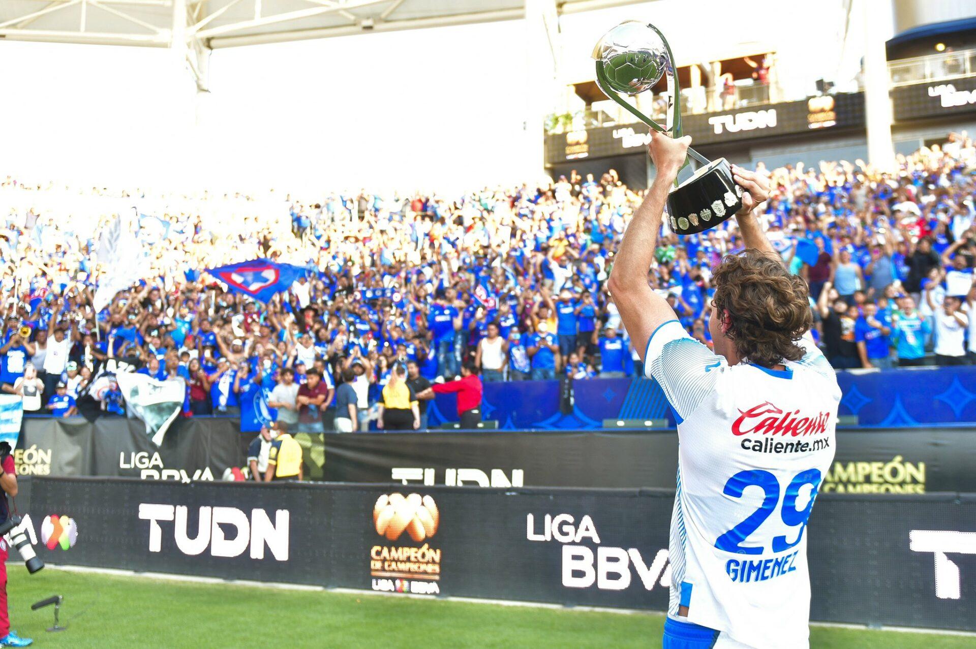 Cruz Azul, futbol