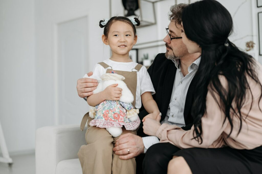 Solo 50% de niños se siente escuchado: muestra que los tomas en cuenta