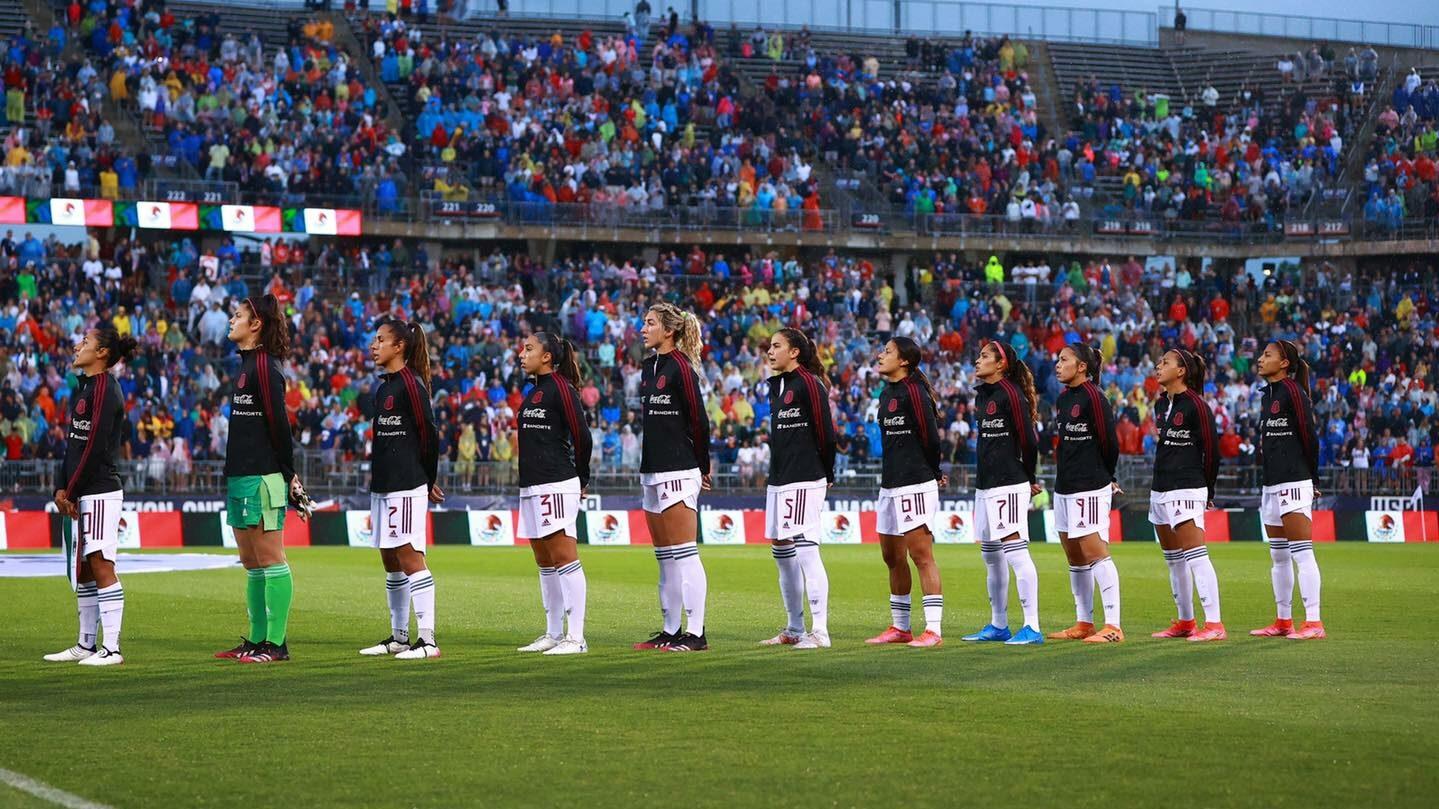 selección femenil sanción FIFA