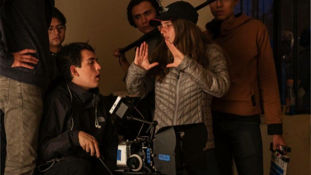 Fernanda Camacho es nominada a Mejor Directora en los Indie Short Awards Cannes