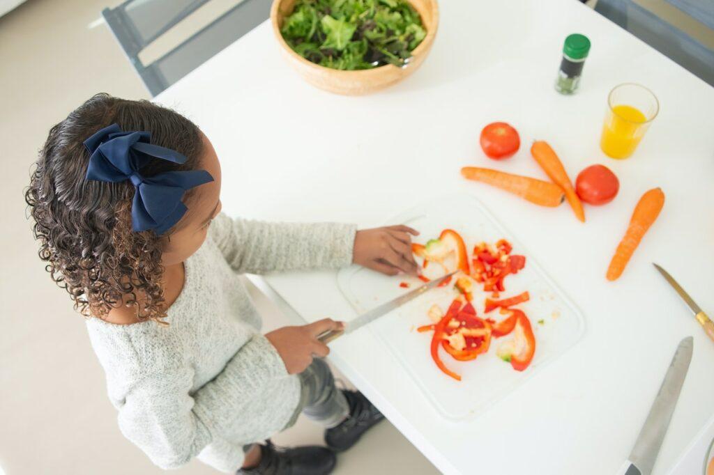 Consejos para que la hora de la comida se haga en un ambiente saludable
