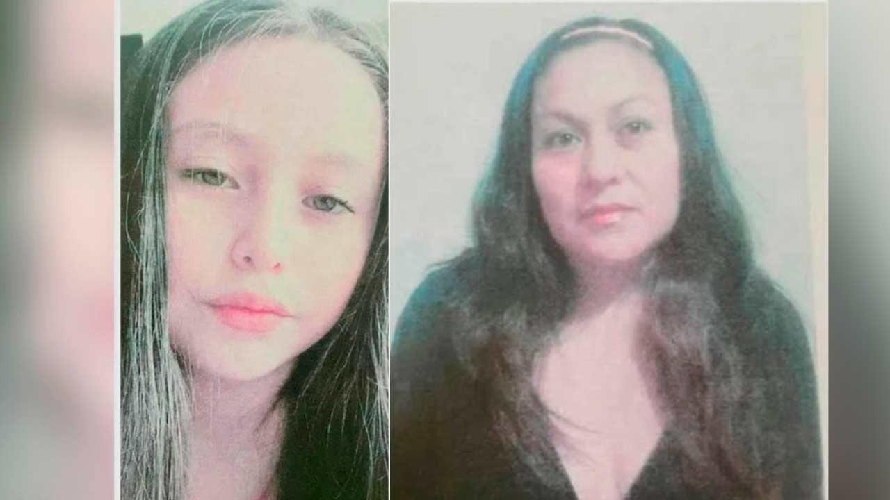 Foto familiares de horacio franco desaparecidas