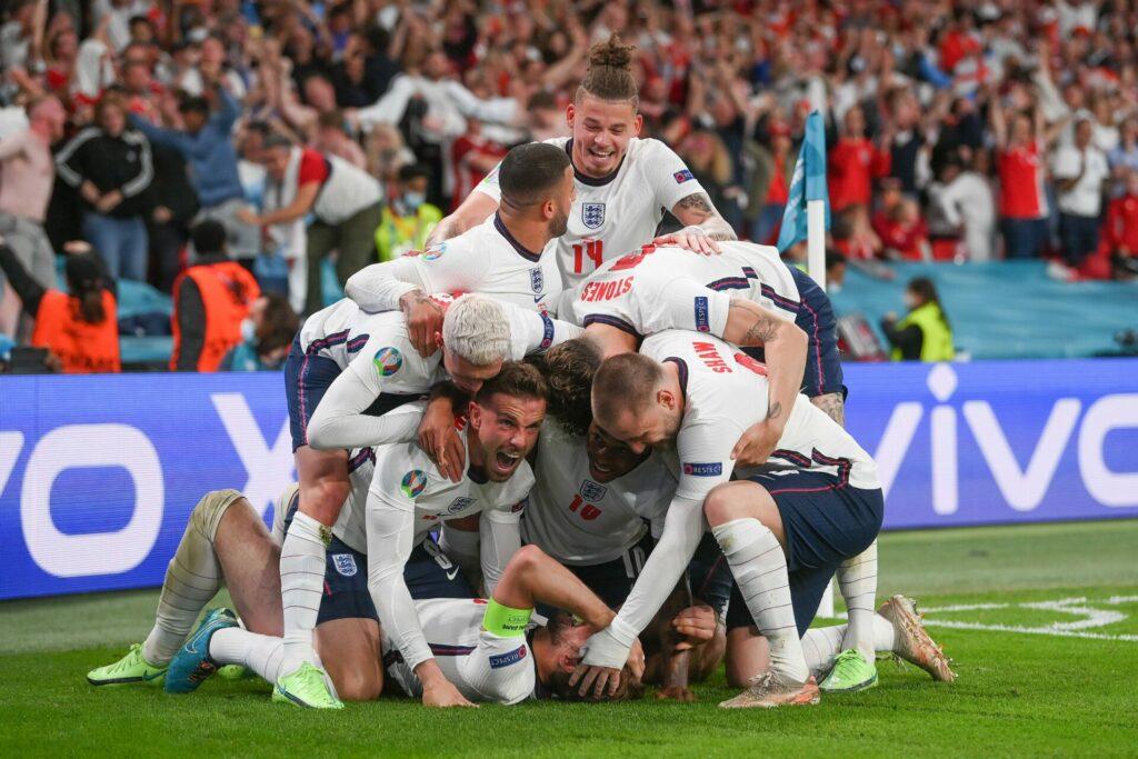 Inglaterra gana su pase a la final de la Eurocopa 2020