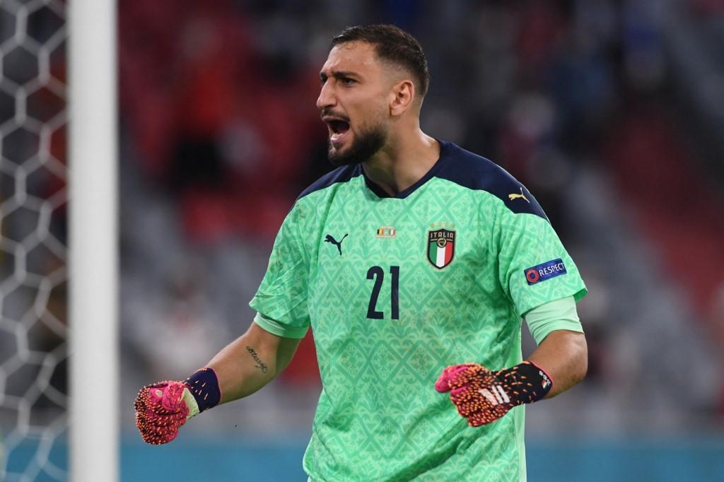 Portero de la selección de Italia